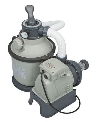 depuradora de arena intex 4.500 l/h
